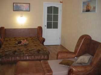 Однокомнатная квартира до 4 человек