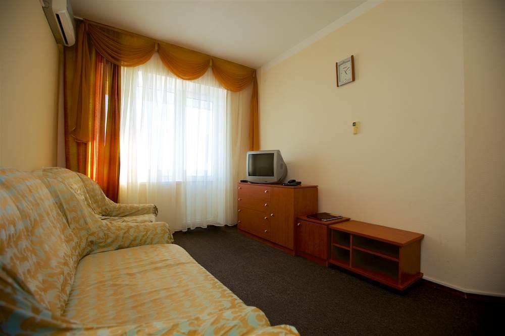 стандарт Плюс 2-х комнатный 2-х местный