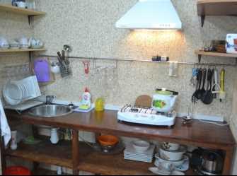 Домик Люкс 4-хместный 2-хкомнатный с кухней