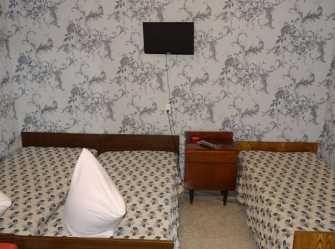 Эконом номер с санузлом, телевизором и Wi-Fi