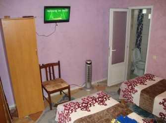 2-х местный с удобствами в номере