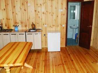 Квартира в частном доме