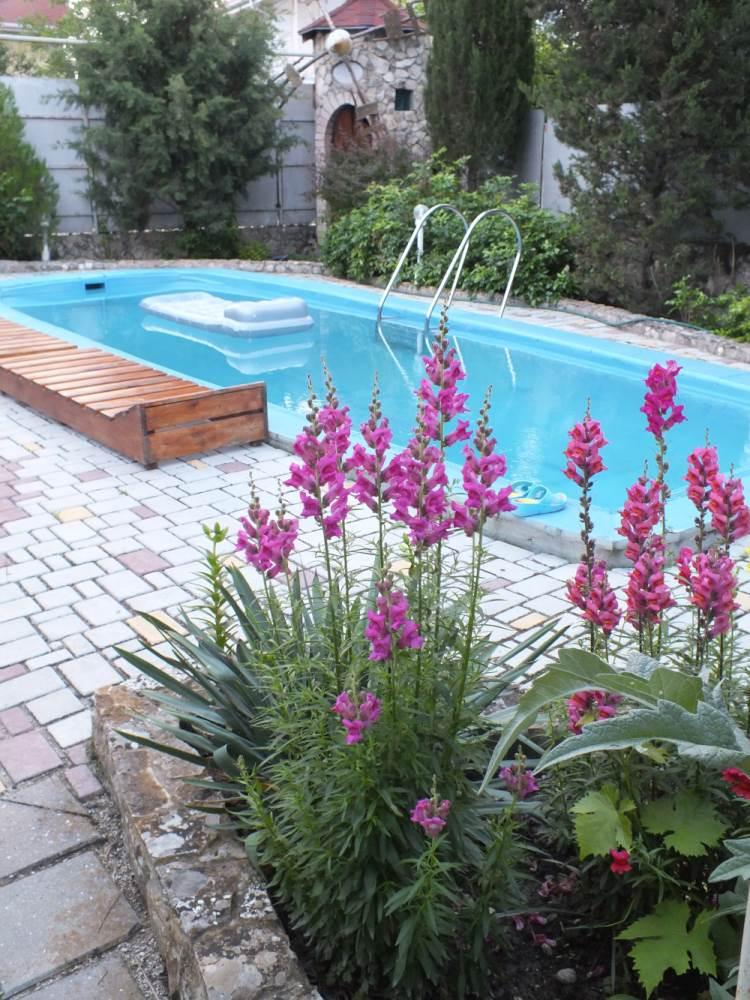 Дачное подворье  из двух домов  с бассейном  для большой компании