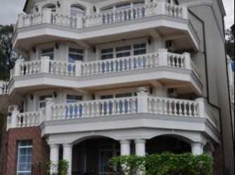 Мини-отель на берегу моря в Отрадном