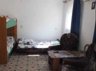 Двухкомнатный дом для семьи с детьми
