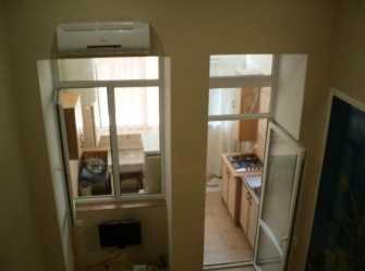 Сдам однокомнатную квартиру до моря 120 метров