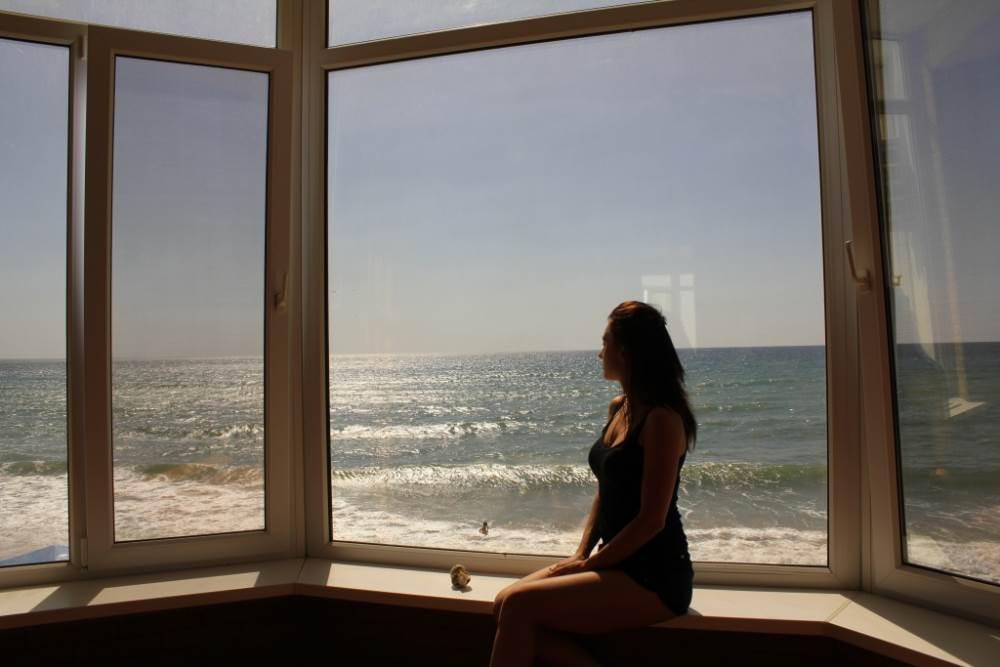 Мини-отель на берегу моря