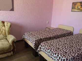 Семейный 2-комнатный номер