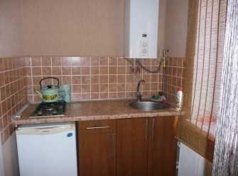 Двухместный номер - студия с мини кухней внутри