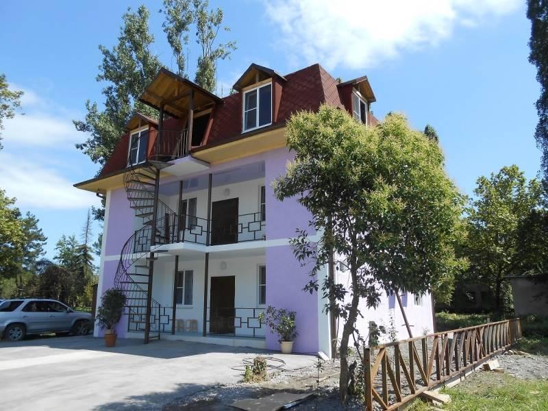 Апса гостевой дом в Пицунде