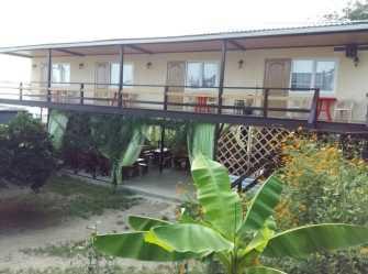 У Моря гостевой дом в п. Рыбзавод (Пицунда)