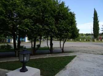 Мандарин отель в Пицунде