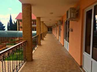 Семейные номера 2 и 3 этаж с общей террасой
