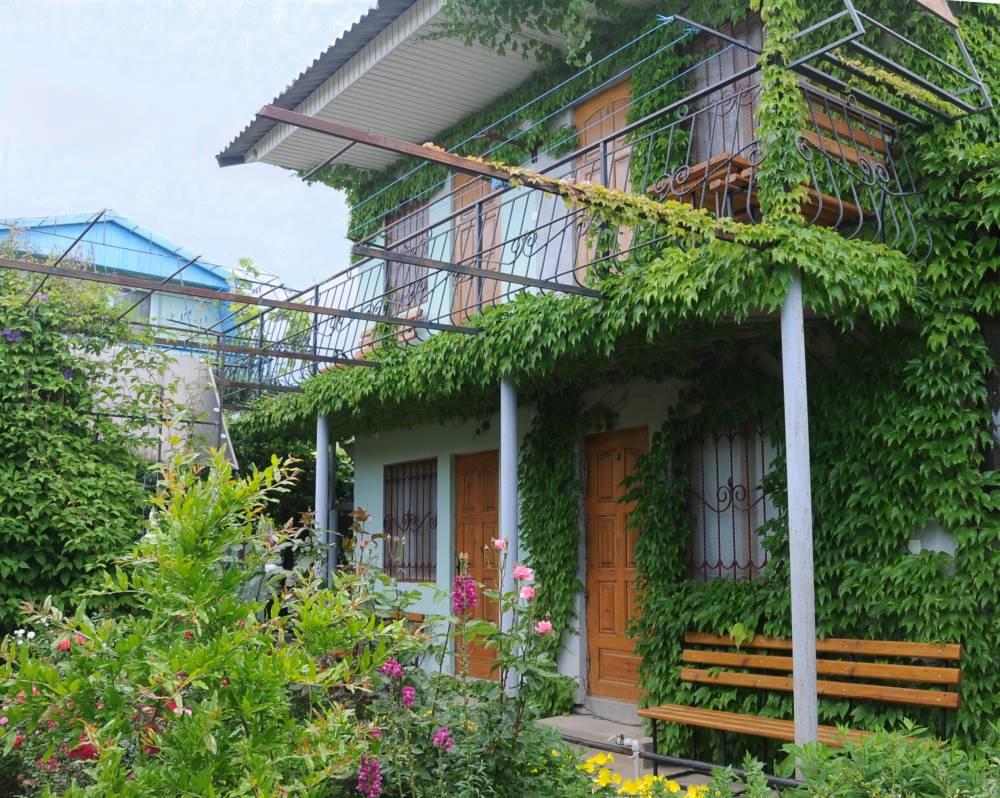 Уютный гостевой дом в 10 мин ходьбы от моря