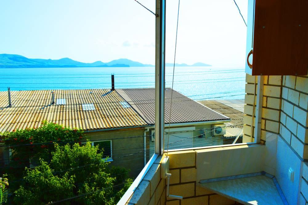 Двух местный номер с видом на море