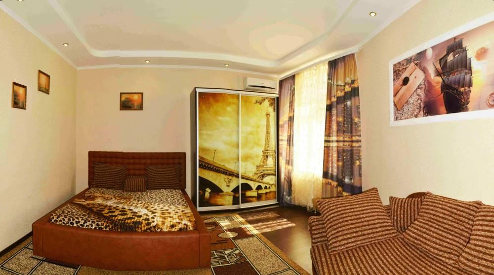 Однокомнатная квартира с автономным отоплением