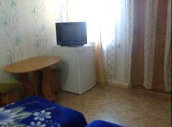 стандартный 2-х местный номер с двухспальной кроватью