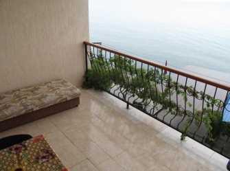 3 этаж с видом на море