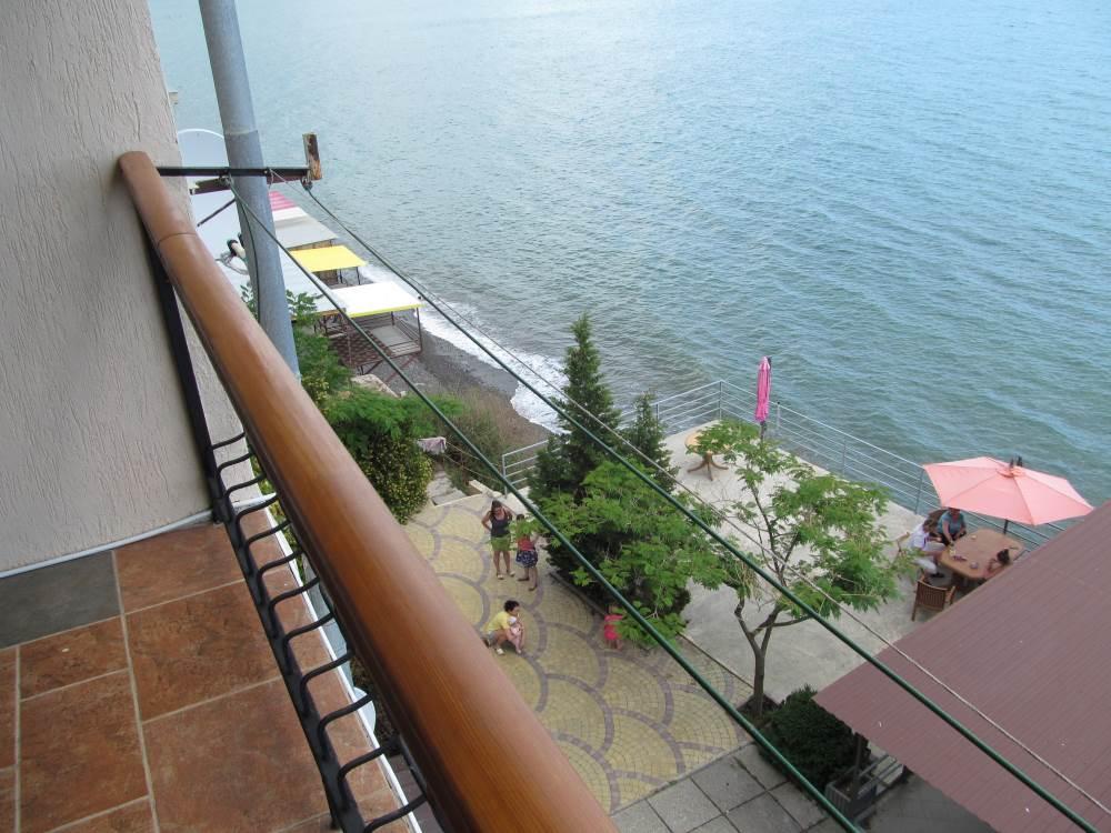 4 этаж с видом на море
