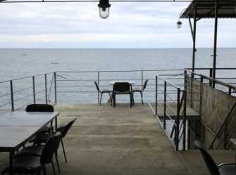 1 этаж с видом на море.
