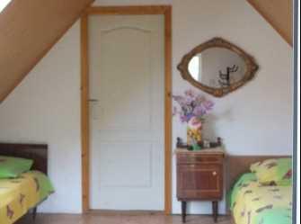 2 комнатный дом со всеми удобствами