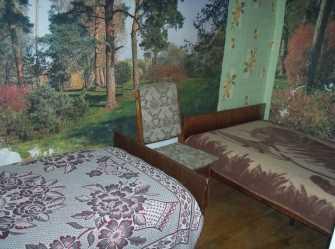 Отдельный домик для отдыха