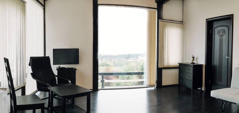 Стандарт с панорамными окнами