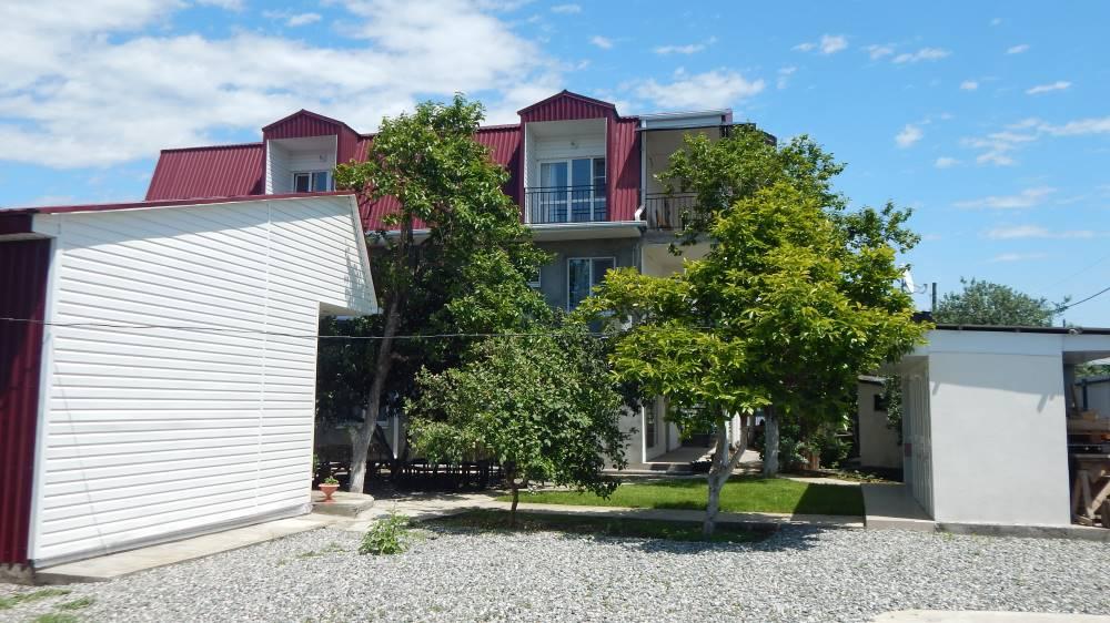 Гостевой дом на 8 номеров в Лдзаа