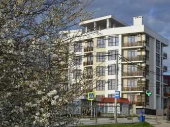 Семейный апарт-отель в Геленджике