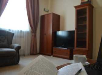 Двухкомнатный номер с раздельными комнатами