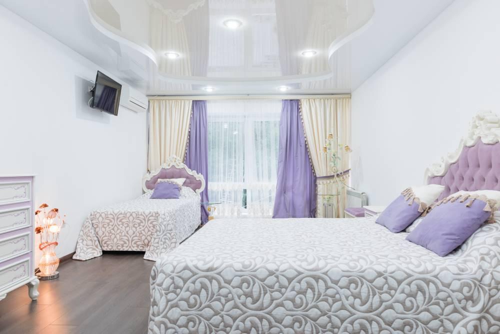 2-х уровневые апартаменты посуточно для 5-7 человек