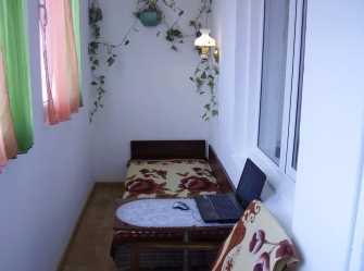 Сдам посуточно свою 1- комнатную квартиру - люкс у моря