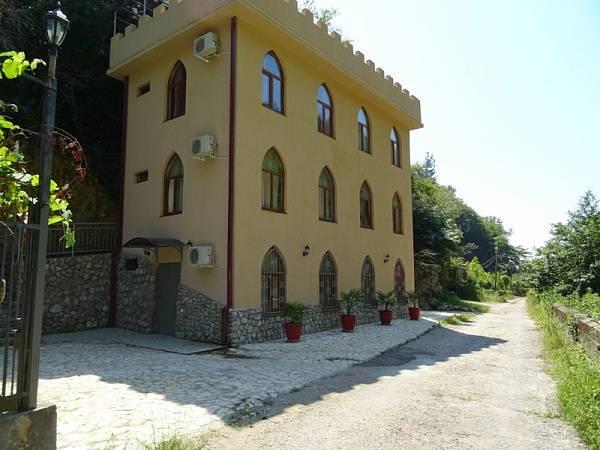 Старая Гагра гостевой дом в Гагре
