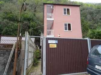 У Скалы мини-гостиница в Гаграх