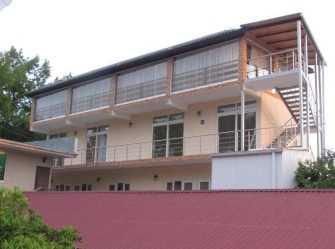 Берег мечты мини-гостиница в Гаграх