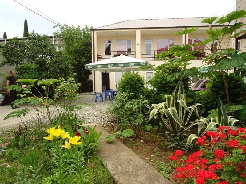 Анна мини-гостиница в Гаграх