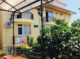 Мандариновый сад мини-гостиница в Гаграх