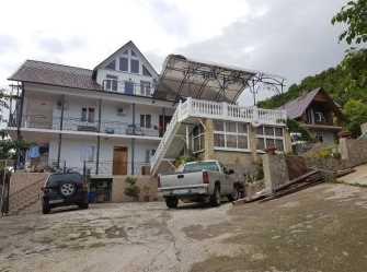 Тимур гостиница в Гаграх - Фото 2