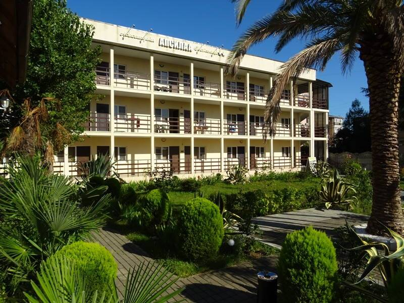 Апсилаа гостиница в Гаграх