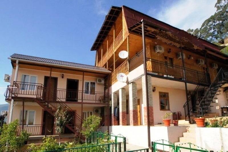 Гагра мини-отель в Гаграх