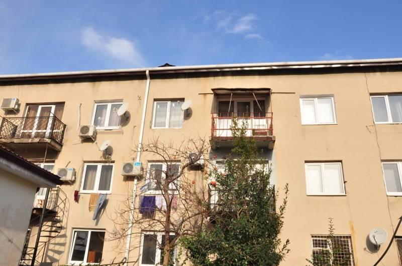 1-комнатная квартира Званба 1 кв 8 в Гаграх