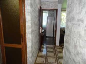 1-комнатная квартира Абазгаа 45/3 кв 18 в Гаграх