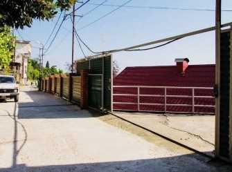 Амра дом под-ключ в Гаграх