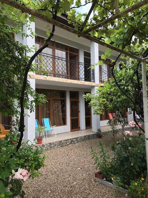 Мека гостевой дом в Гудауте