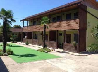 7 Пальм гостевой дом в Гадауте