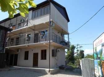 Пшандра гостиница в с. Бамбора (Гудаута)