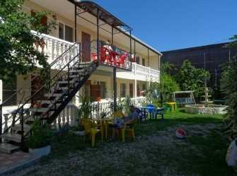 Каво-де-Буксо мини-гостиница в Гудауте