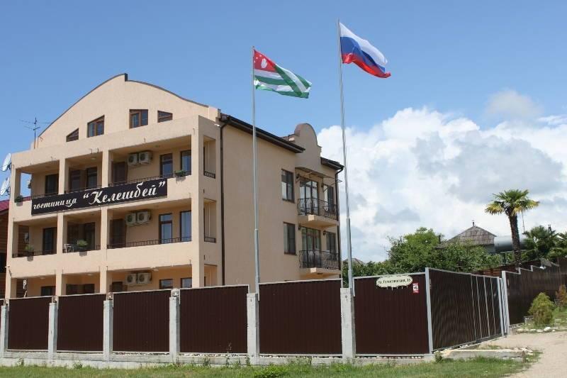 Келешбей гостиница в Гудауте