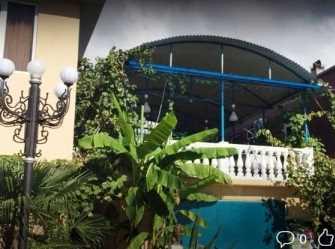 Эдельвейс гостевой дом в Новом Афоне