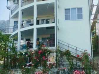Валентина гостевой дом в Новом Афоне